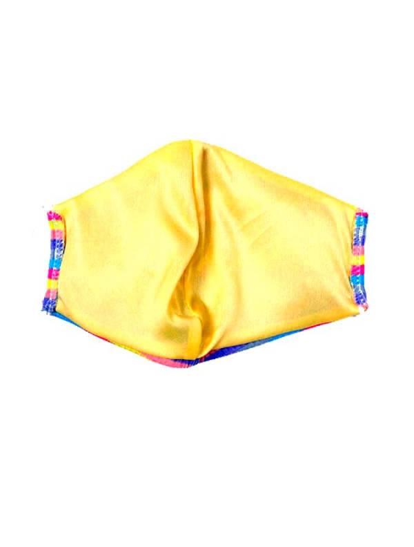 Mascarilla de tela Multicolor - Detalle Comprar al mayor o detalle