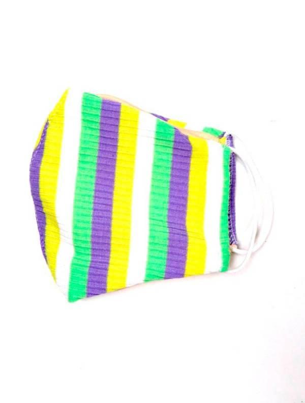 Mascarilla de tela Multicolor [MAPO01-A] para comprar al por Mayor o Detalle en la categoría de Cintas pelo / Máscaras