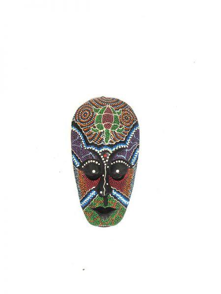 Máscara de madera de estilo tribal y étnica de madera Comprar - Venta Mayorista y detalle