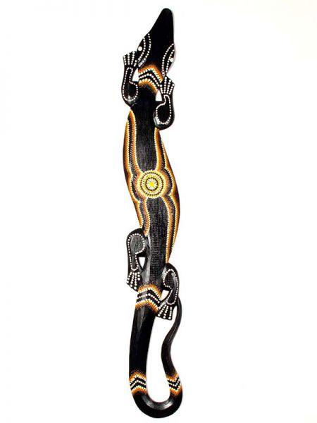 gecko étnico tribal dotpaint 100cm Comprar - Venta Mayorista y detalle