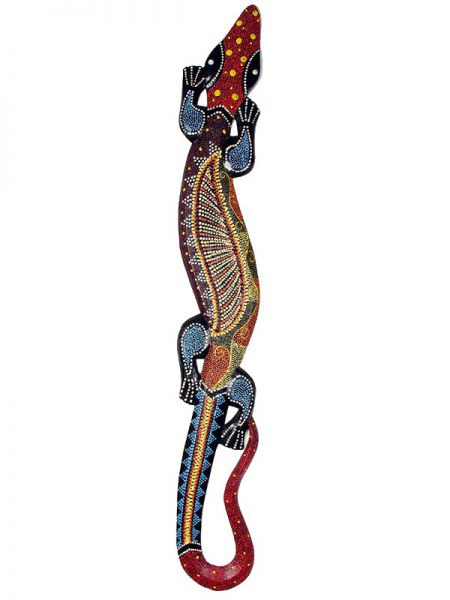 Gecko Tribal Étnico 1 metro Comprar - Venta Mayorista y detalle