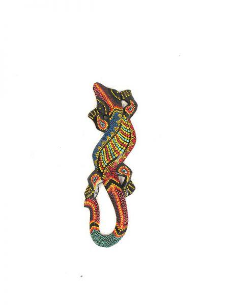 Gecko Étnico Tribal 30cm Comprar - Venta Mayorista y detalle
