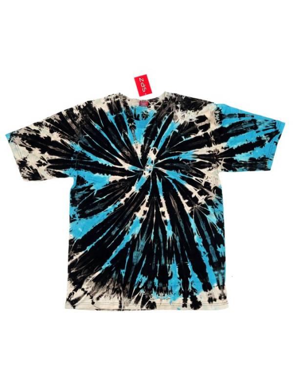 Camseta hippie Tie Dye Espiral [CMMF03] para comprar al por Mayor o Detalle en la categoría de Camisetas T-Shirts