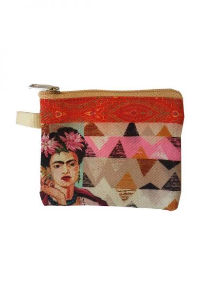 Monedero Estampados, Frida Kahlo de Catkini [MOCP01] para Comprar al mayor o detalle