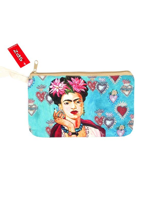 Monedero Estampado Catkini - 177 Comprar al mayor o detalle
