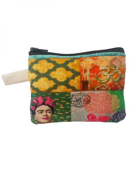 Monedero Estampados, Frida Kahlo Catkini Comprar - Venta Mayorista y detalle