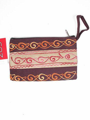 Neceser tibet bordado con cremallera Comprar - Venta Mayorista y detalle