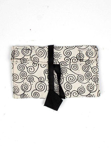 Carteras / Monederos - Tabaquera hippie étnica algodón estampado [MOKA08] para comprar al por mayor o detalle  en la categoría de Complementos Hippies Alternativos.