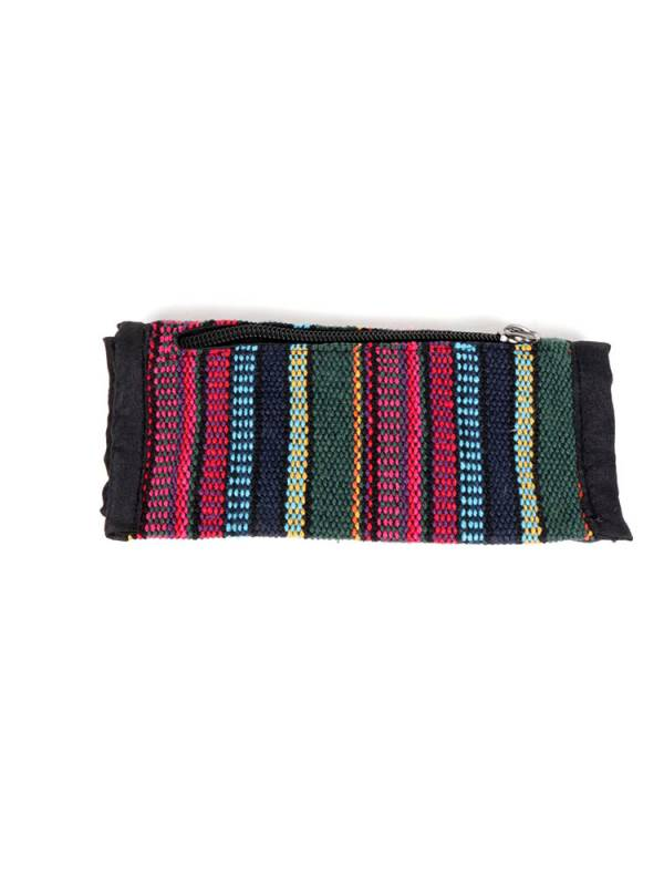Tabaquera hippie étnica multicolor [MOKA10]. Carteras / Monederos para comprar al por mayor o detalle  en la categoría de Complementos Hippies Étnicos Alternativos.