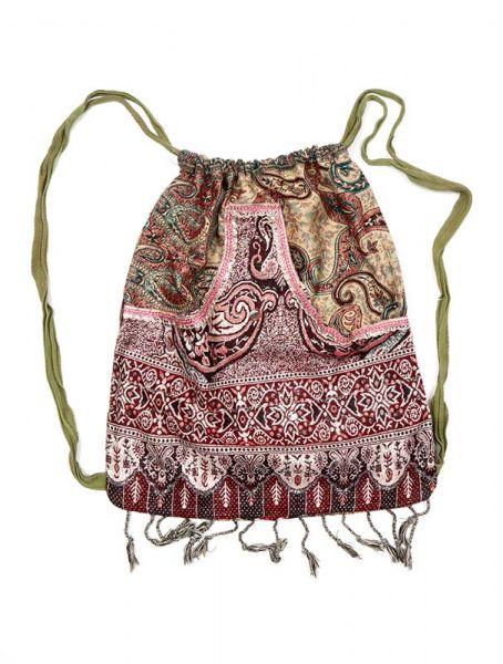 Colección Catkini - Frida Kahlo - Mochila sencilla Pashmina MOSBP01 para comprar al por Mayor o Detalle en la categoría de Complementos Hippies Étnicos Alternativos