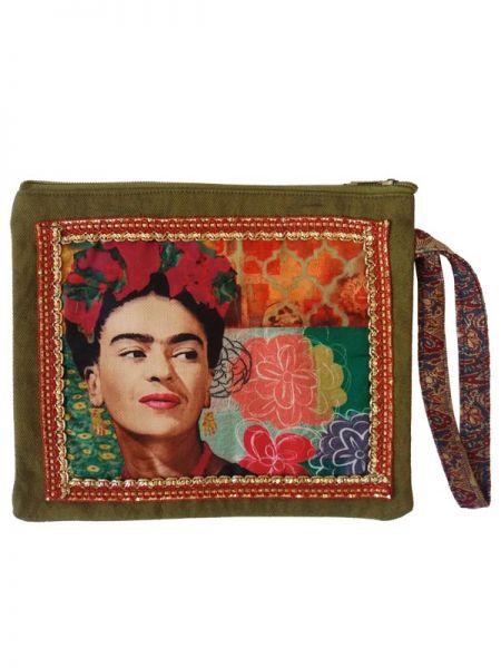 Monedero Sobre Frida Kahlo Catkini [MOWL01] para Comprar al mayor o detalle