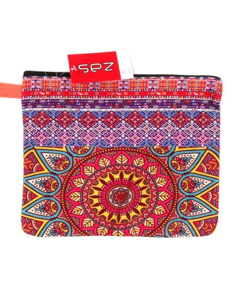 Neceser estampados hippies étnicos frida Kahlo etc, de algodón Comprar - Venta Mayorista y detalle