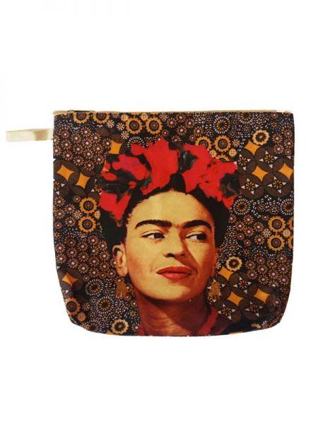 Neceser estampados hippies étnicos frida Kahlo etc, de poliester Comprar - Venta Mayorista y detalle