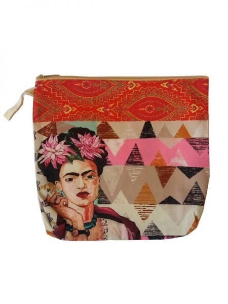 Neceser Estampados, Frida Kahlo Catkini [NENC01] para Comprar al mayor o detalle