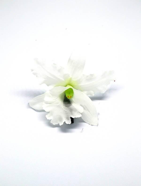 Flores con pinza de tela - M205 Comprar al mayor o detalle