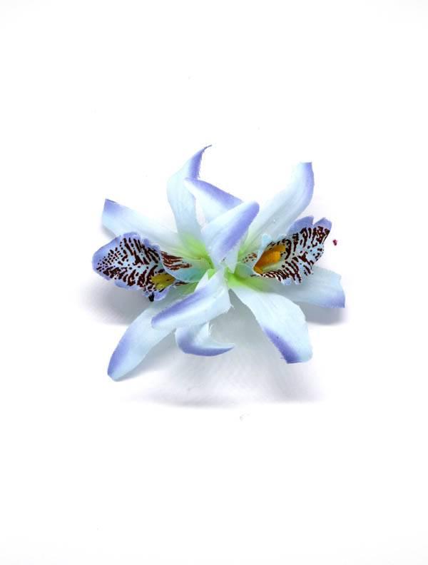 Flores con pinza de tela - M202 Comprar al mayor o detalle