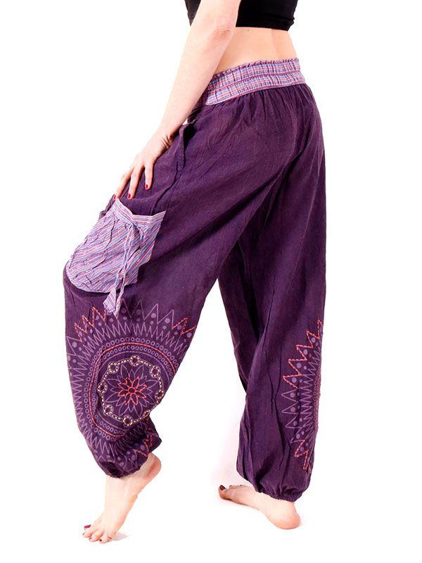 Pantalon Hippie lavado piedra Comprar - Venta Mayorista y detalle