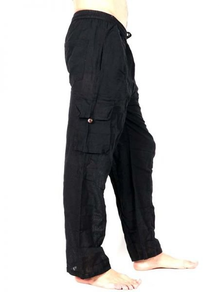 Pantalones Hippies - Pantalón hippie 6 bolsillos [PAEV17] para comprar al por mayor o detalle  en la categoría de Ropa Hippie Alternativa para Hombre.