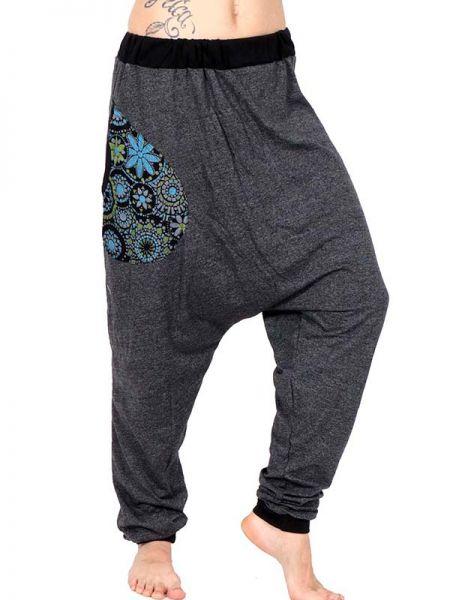 Pantalones Hippies Harem - Pantalon de tela tipo chandal PAEV18.