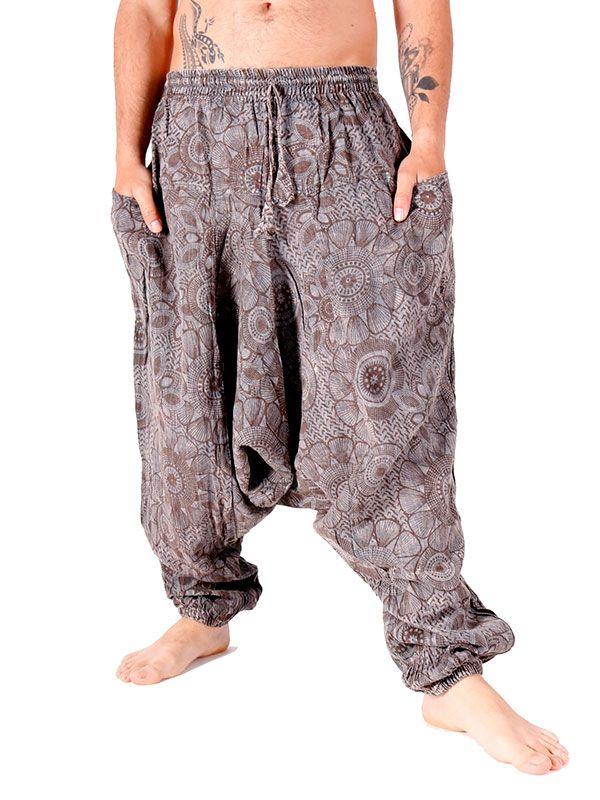 Pantalones Hippies - pantalón hippie, harem PAEV21.