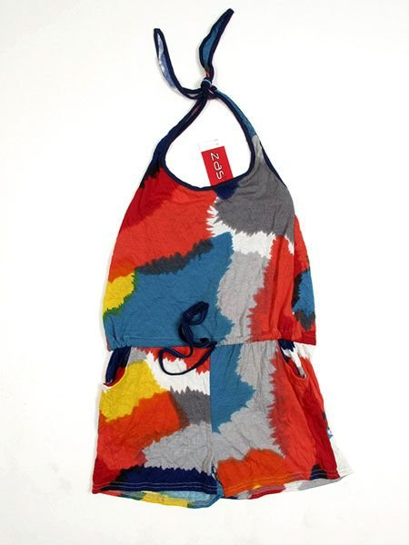 Mono corto hippie multicolor Comprar - Venta Mayorista y detalle