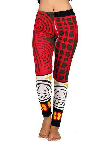 Pantalon leggins hippie estampado Comprar - Venta Mayorista y detalle
