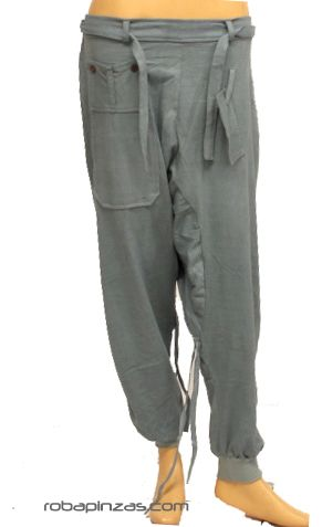 Pantalón algodón, bolsillos multiples, Talla única para Comprar al mayor o detalle