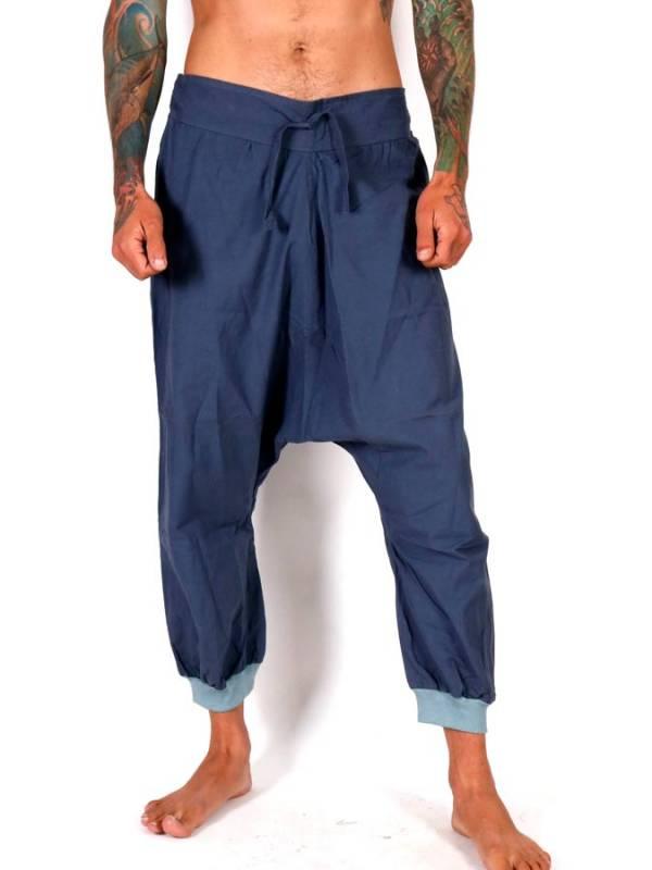 Pantalón afgano liso unisex. pantalón 100% algodón unisex en colores Comprar - Venta Mayorista y detalle