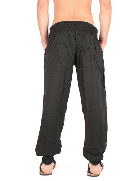 Pantalón hippie rayón liso. pantalón de rayón unisex en colores lisos con elástico en tobillo y cintura, muy muy cómodo. - Detalle Comprar al mayor o detalle