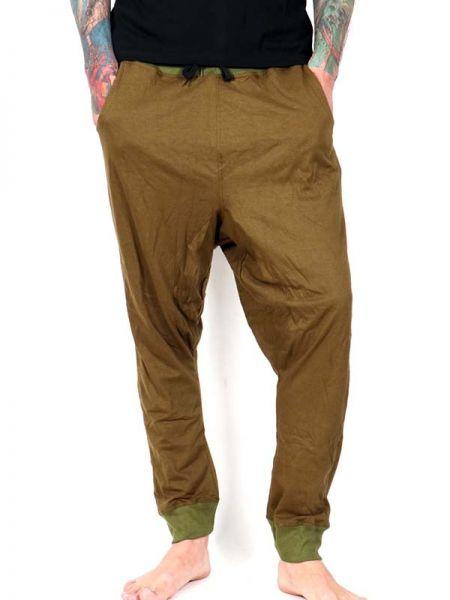 Pantalones Hippies - Pantalón Hippie tiro largo [PAHC29] para comprar al por mayor o detalle  en la categoría de Ropa Hippie Alternativa para Hombre.