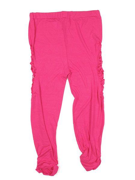 Pantalon leggins liso cutting en muslo Comprar - Venta Mayorista y detalle