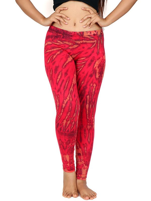 Pantalon leggins hippie Tie Dye - Detalle Comprar al mayor o detalle