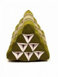 Cojín almohada triangular detalle del producto