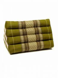 Pillows and Mattresses Kapok Thailand - Thai Kapok Triangular Cushion [ALMO01] to buy in bulk or detail in the Handicrafts category.
