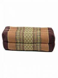 Almohada Cojín rectangular Thai Kapok ALMO02 para comprar al por mayor o detalle  en la categoría de Complementos Hippies Alternativos.