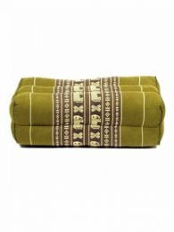 Cojín almohada rectangular Mod Verde