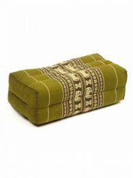 Cojín almohada rectangular detalle del producto