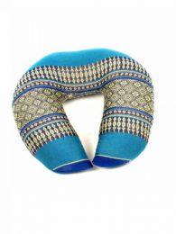 Almohadas y Colchones Kapok Tailandia - Cojín almohada para ALMO03 - Modelo Azul