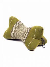 Almohadas y Colchones Kapok Tailandia - Cojín almohada para ALMO04 - Modelo Verde