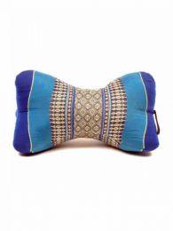 Almohadas y Colchones Kapok Tailandia - Cojín almohada para ALMO04 - Modelo Azul