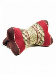 Almohadas y Colchones Kapok Tailandia - Cojín almohada para ALMO04 - Modelo Rojo