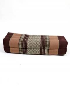 Almohada Cojín rectangular doble Thai Kapok, para comprar al por mayor o detalle  en la categoría de Outlet Hippie Etnico Alternativo | ZAS Tienda Hippie.[ALMO07]