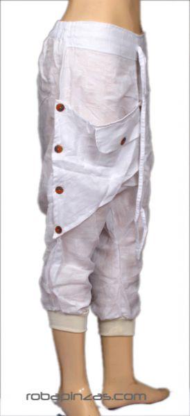 Pantalón algodón- lino Unisex, talla única Comprar - Venta Mayorista y detalle