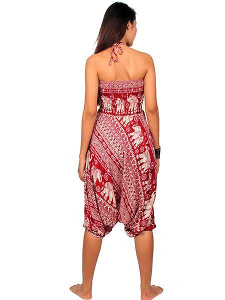 Pantalón hippie ancho y tiro muy largo de rayón tipo Comprar - Venta Mayorista y detalle