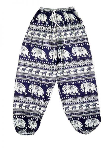 Pantalones Hippies Harem - Pantalón unisex hippie PAPA15 - Modelo Morado