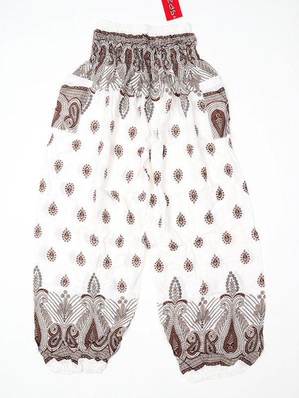- Pantalon amplio estampado étnico [PAPA20] para comprar al por mayor o detalle  en la categoría de Complementos Hippies Étnicos Alternativos.