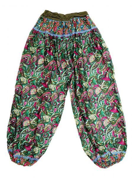 Pantalon afgano rayón estampado - Army Comprar al mayor o detalle