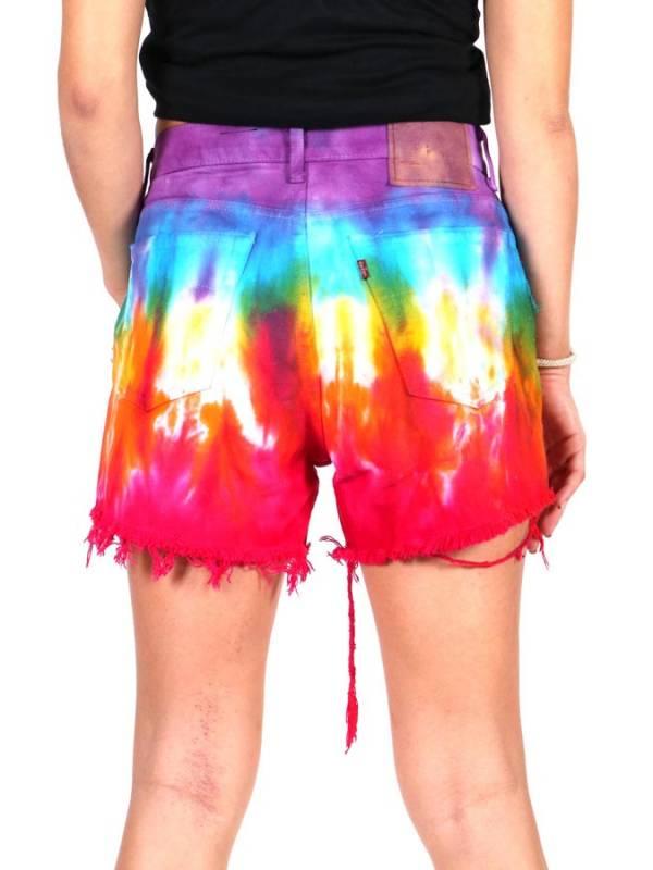 Pantalón corto Tie Dye - Detalle Comprar al mayor o detalle