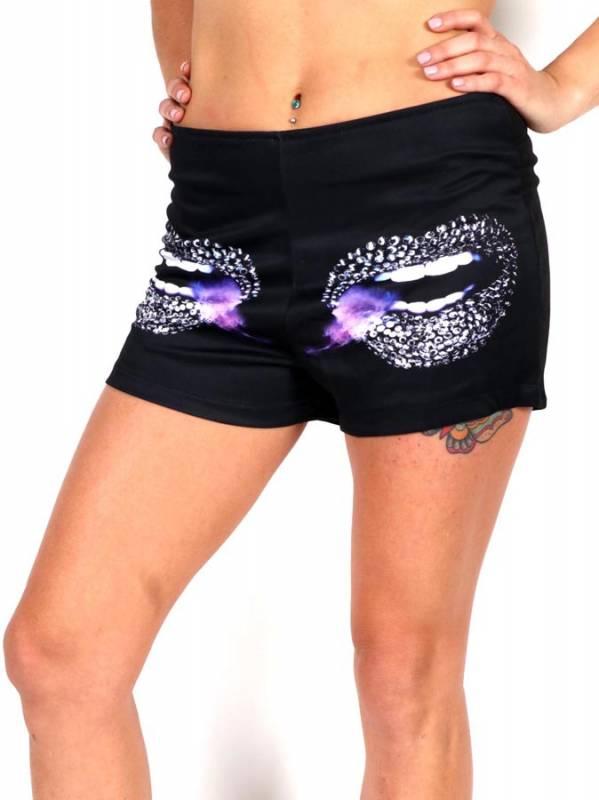 Outlet Ropa Hippie - Pantalón corto estampados naif [PAPO04] para comprar al por mayor o detalle  en la categoría de Outlet Hippie Étnico Alternativo.