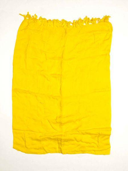 Pareo de rayón liso - Amarillo Comprar al mayor o detalle